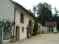 18th Century farmhouse from the Geneva region