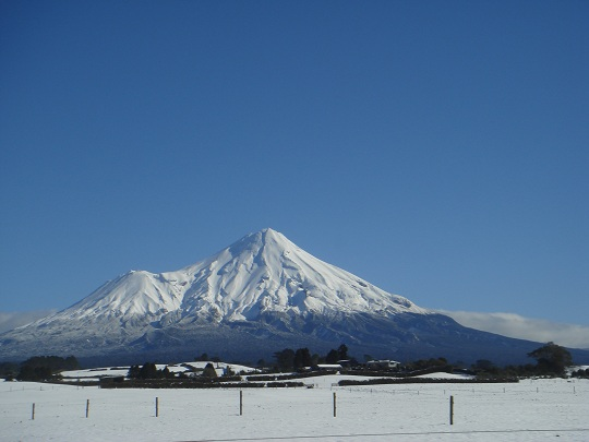 New Zealand - Mt Egmont / Taranaki